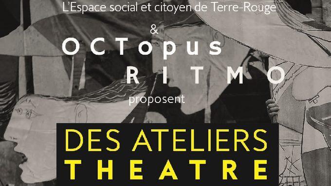 """Projet """"Résistance(s)"""" de l'association OCTopus RITMO, les arts croisés"""
